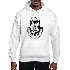 The Irgun (Etzel) Logo Hoodie