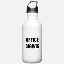 Unique Office humor Sports Water Bottle