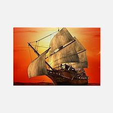 Sail boat Magnets