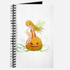 Pumpkin Fairy - Journal