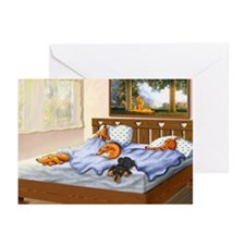 Too Much Daylight Greeting Cards (Pk of 10)