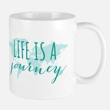 Life is a journey Mugs