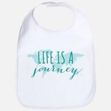 Life is a journey Bib
