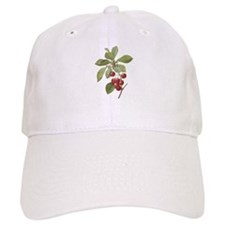 Vintage Cherries Baseball Cap