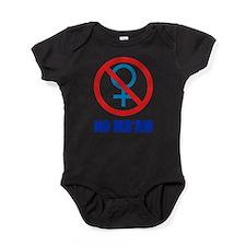 Slogan Baby Bodysuit