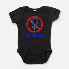 Cute Slogan Baby Bodysuit