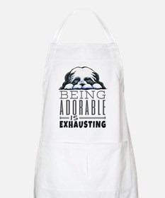 Adorable Shih Tzu Apron