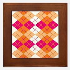 Cute Styles Framed Tile