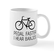 Pedal faster I hear banjos Mugs