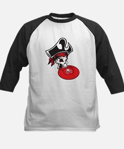 Pirate frisbee Baseball Jersey
