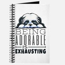 Adorable Shih Tzu Journal