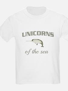 Unicorns of the sea T-Shirt
