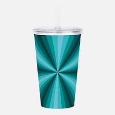 Aqua Illusion Acrylic Double-wall Tumbler