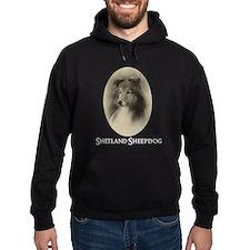 Vintage Sheltie Hoodie