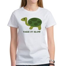 Turtle take it slow T-Shirt