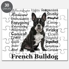 Frenchie Traits Puzzle