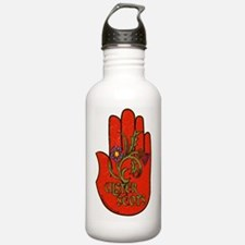 Ulster Scots flax & th Sports Water Bottle