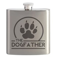 The Dogfather Flask