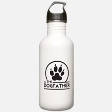 The Dogfather Water Bottle