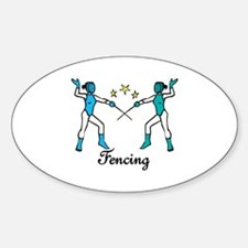 Fencing Decal
