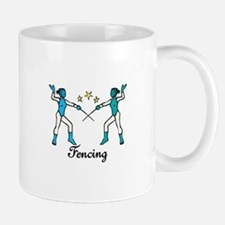 Fencing Mugs