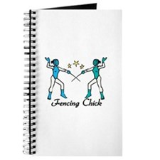 Fencing Chick Journal