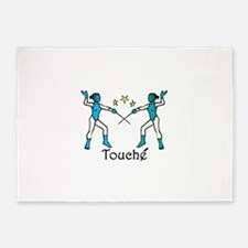 Touche 5'x7'Area Rug