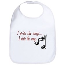 I write the songs Bib