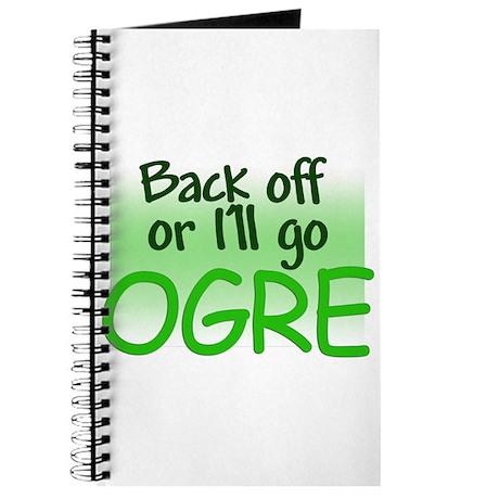 I'll go OGRE Journal