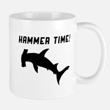Shark Hammer Time Mugs