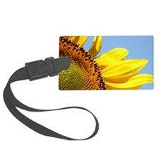 Cool Sunflowers Luggage Tag