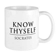 Know Thyself - Socrates Mugs