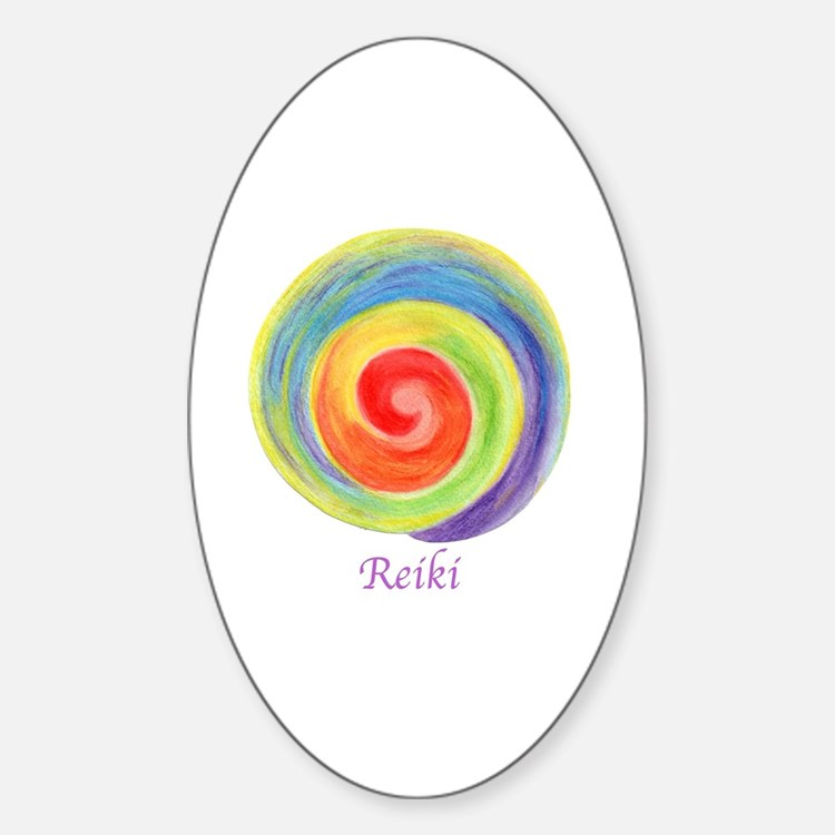 Cute Reiki symbol Decal