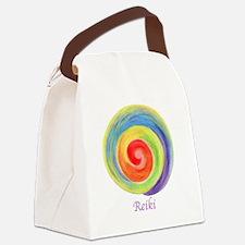 Cute Reiki Canvas Lunch Bag