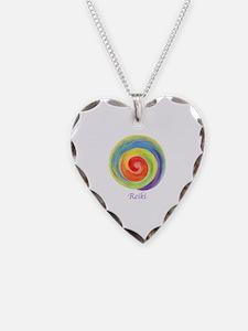 Unique Reiki symbols Necklace