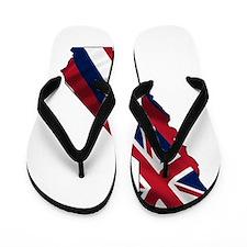 a Hawaiian Cali Flip Flops