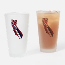 a Hawaiian Cali Drinking Glass