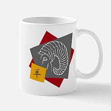Chinese Zodiac Ram Sheep Mug