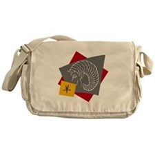 Chinese Zodiac Ram Sheep Messenger Bag