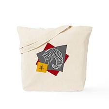 Chinese Zodiac Ram Sheep Tote Bag