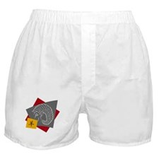 Chinese Zodiac Ram Sheep Boxer Shorts