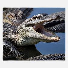 Images for Croc Calendar King Duvet
