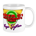 Club Area 51 Regulus System Mug