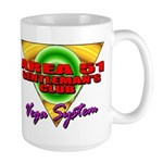 Club Area 51 Regulus System Large Mug