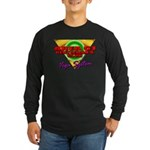 Club Area 51 Regulus System Long Sleeve Dark T-Shi