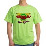 Club Area 51 Regulus System Green T-Shirt
