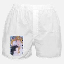 Gustav Klimt Mother & Child Nook Slee Boxer Shorts