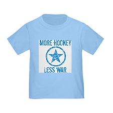 More Hockey Less War T