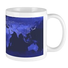 Earth Lights Mug
