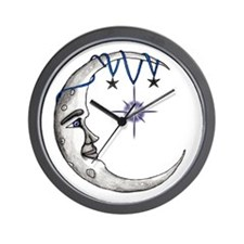 Man in the Moon Wall Clock